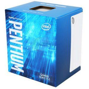 CPU INTEL PENTIUM G4400 (3M CACHE/ 3.30 GHZ)