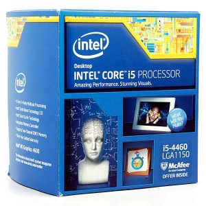 CPU INTEL CORE I5 4460 (6M CACHE/ UP TO 3.40 GHZ)