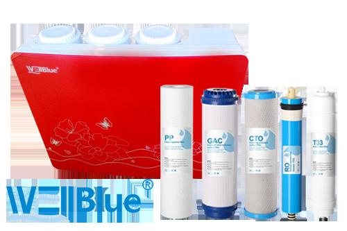 Máy lọc nước gia đình WellBlue