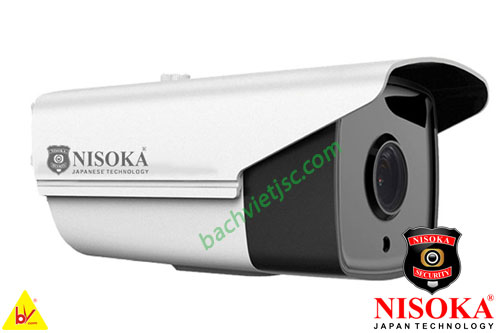Lắp đặt báo giá camera Nisoka giá rẻ