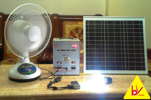 máy phát điện năng lượng mặt trời bv11