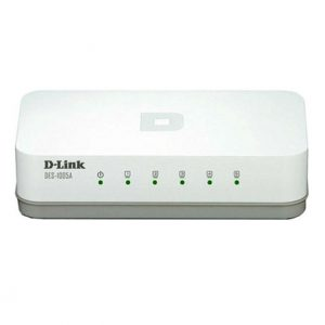 SWITCH D-LINK 5-PORT