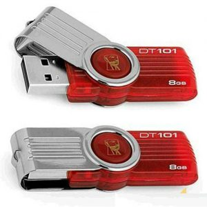 USB 2.0 KINGSTON 8GB