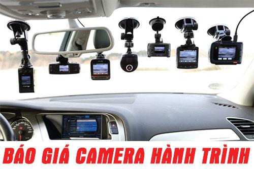 Báo giá camera hành trình