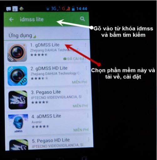 hướng dẫn cài đặt camera Dahua xem trên điện thoại máy tính 15