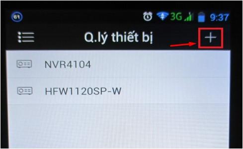 hướng dẫn cài đặt camera Dahua xem trên điện thoại máy tính 19