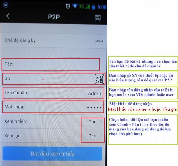 hướng dẫn cài đặt camera Dahua xem trên điện thoại máy tính 21