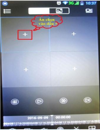 hướng dẫn cài đặt camera Dahua xem trên điện thoại máy tính 24