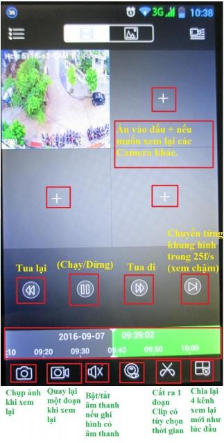 hướng dẫn cài đặt camera Dahua xem trên điện thoại máy tính 26