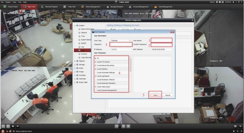 hướng dẫn phần mềm xem camera hikvision10