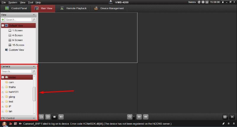 hướng dẫn phần mềm xem camera hikvision5