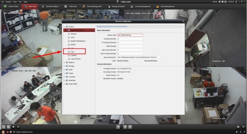 hướng dẫn phần mềm xem camera hikvision8