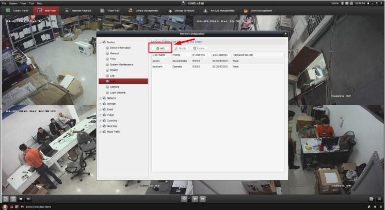 hướng dẫn phần mềm xem camera hikvision9