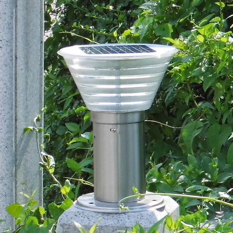 Đèn sân vườn năng lượng ZX07