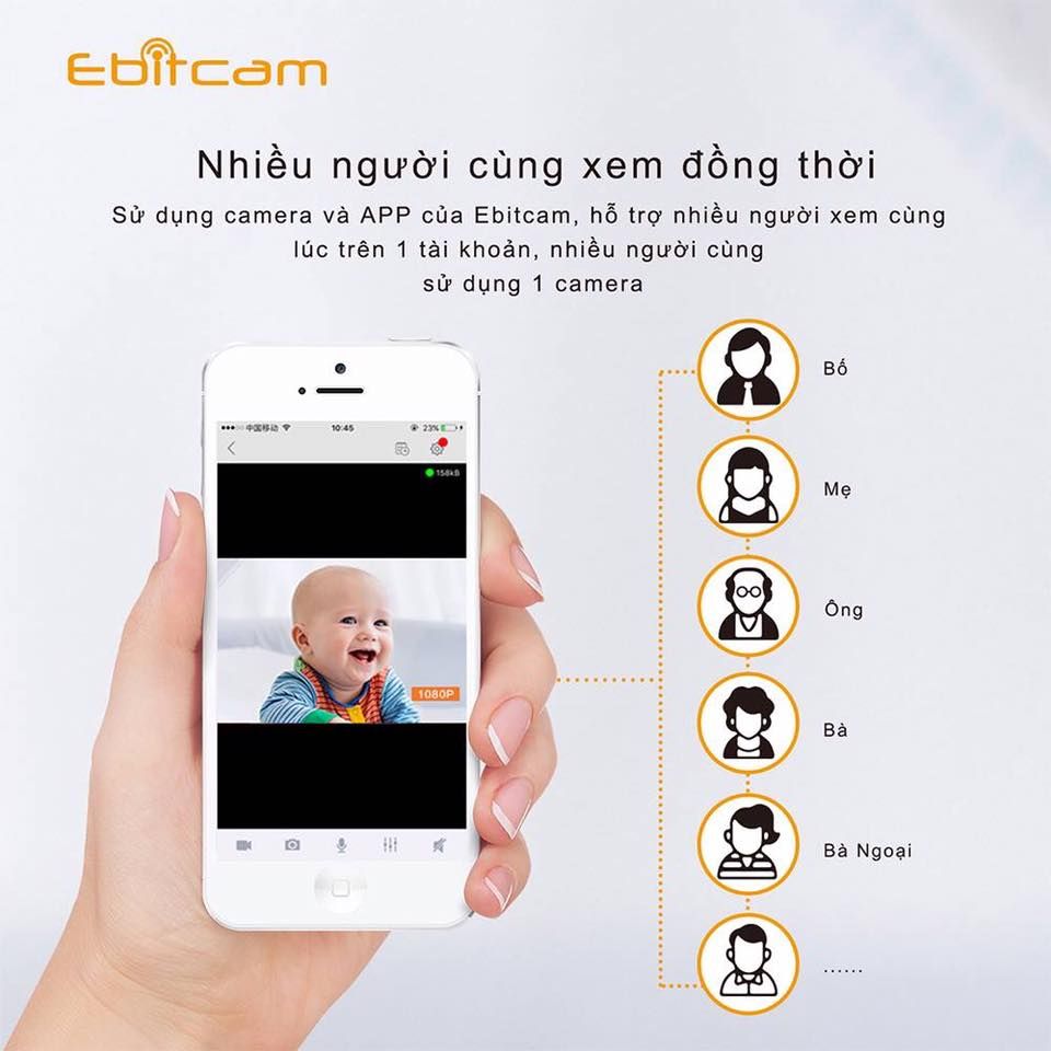 camera ip wifi ebitcam 4