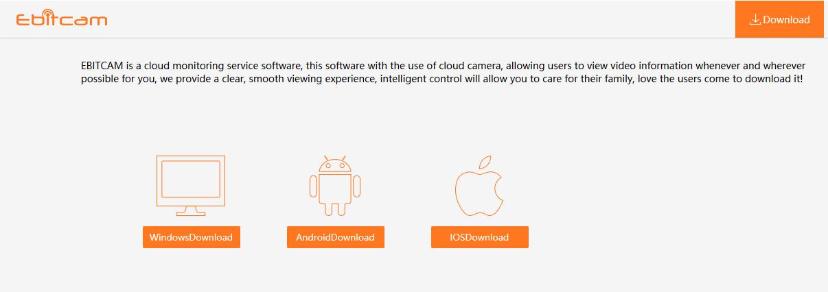 hướng dẫn cài đặt phần mềm ebitcam e2
