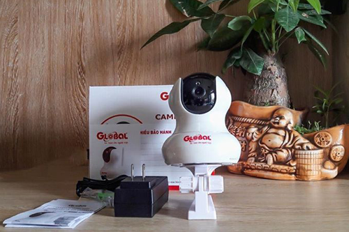 Camera Wifi Global không dây
