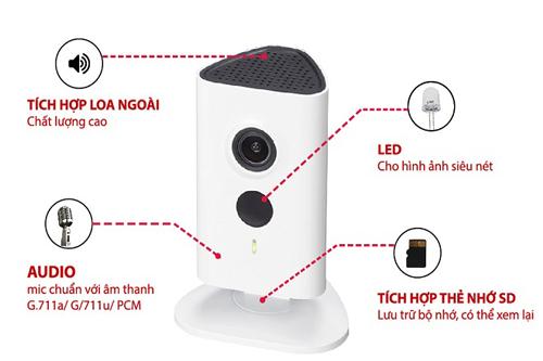 Camera Dahua C15P 1.3MP IP Wifi không dây