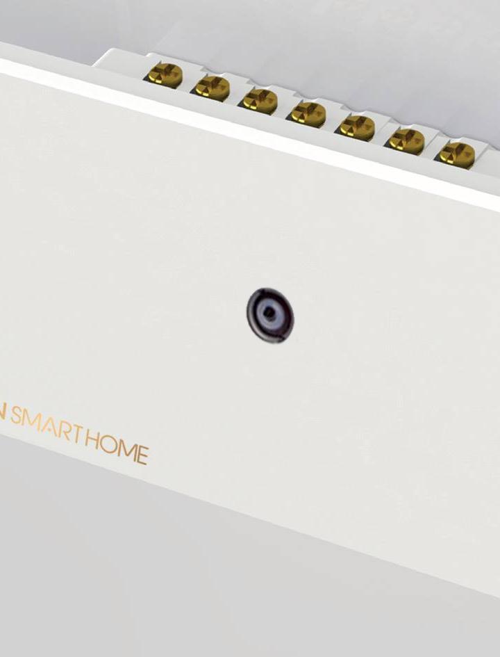 ổ cắm mạng tivi Gen Smart Home