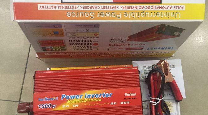 bộ chuyển đổi điện inverter 1000w