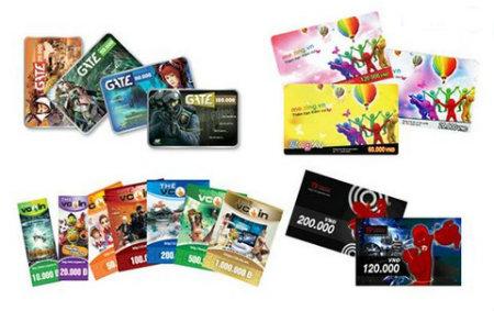 Bách Việt phân phối thẻ game Vcoin VTC tại Thái Bình