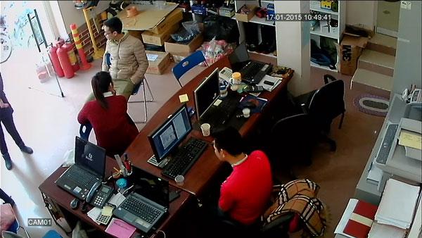 camera giám sát doanh nghiệp