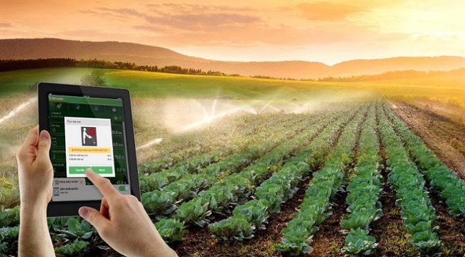 công nghệ 4.0 với nông nghiệp