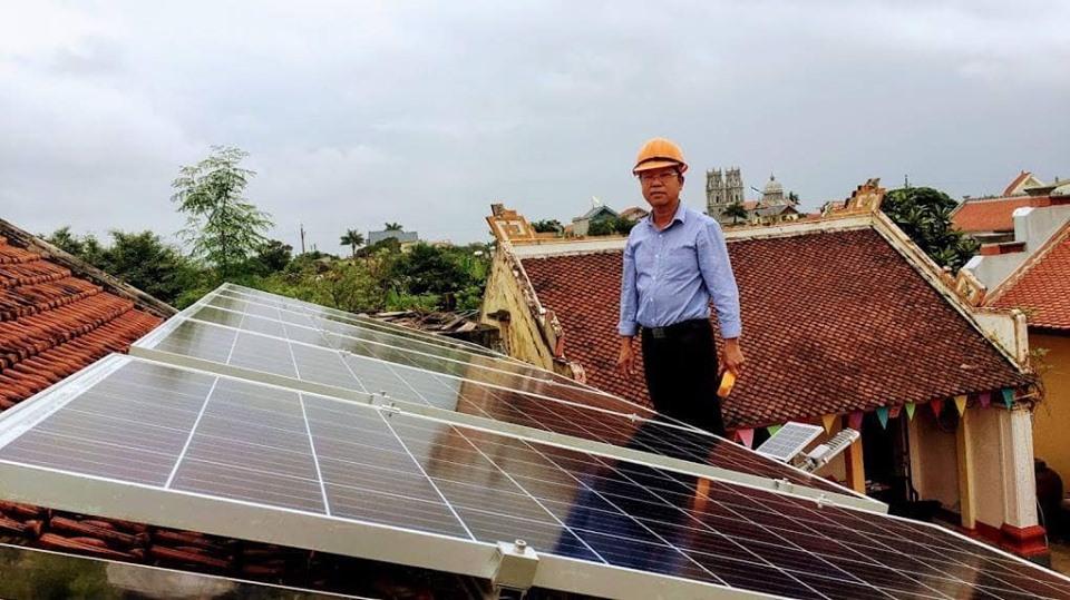 Điện năng lượng mặt trời cho hộ gia đình – Tiết kiệm tiền điện – Thân thiện môi trường.