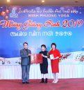 Công ty Cổ phần Bách Việt nhà tài trợ đồng hành cùng CLB Minh Phương Yoga
