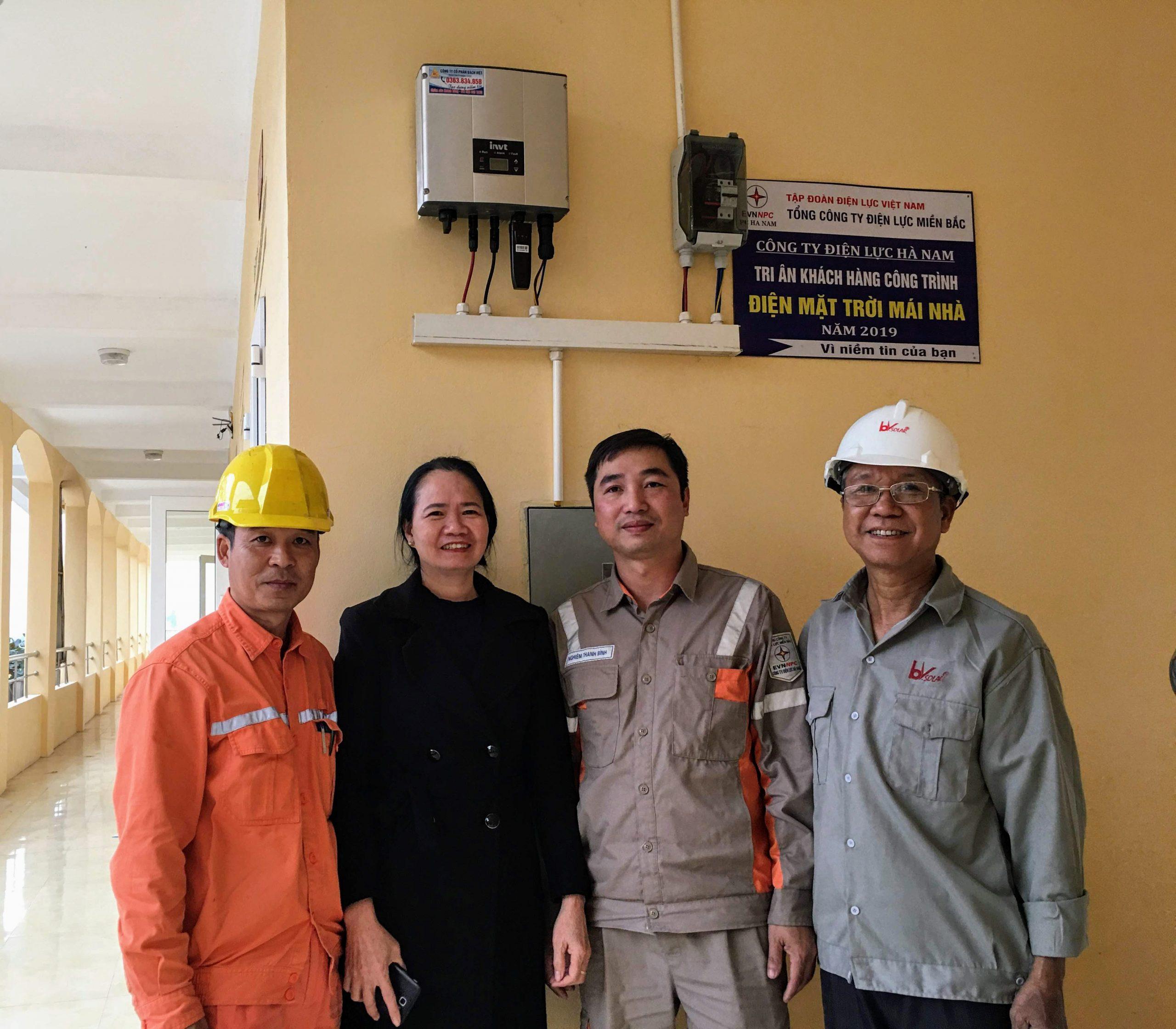 Xu thế phát triển điện năng lượng mặt trời tại Việt Nam