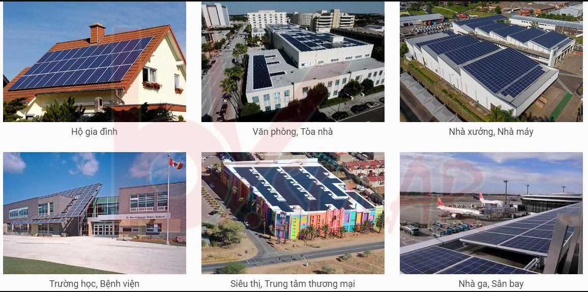 Điện mặt trời dành cho ai - Bách Việt JSC